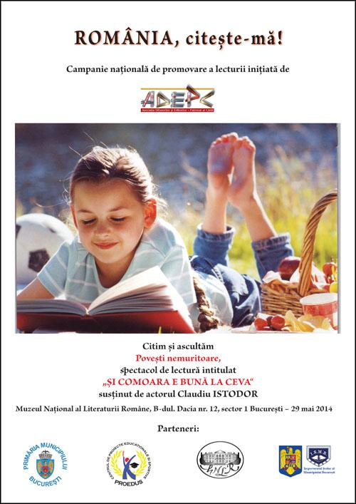 Afis - Romania citeste-ma_2014_Muzeul Literaturii_2_Layout 1